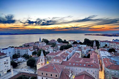 Zadar Bild; Copyright bei Fotolia