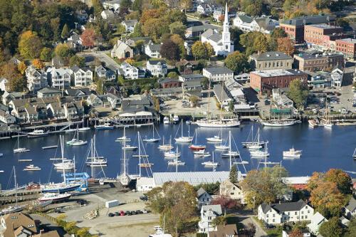 Bar Harbor Bild; Copyright bei Fotolia