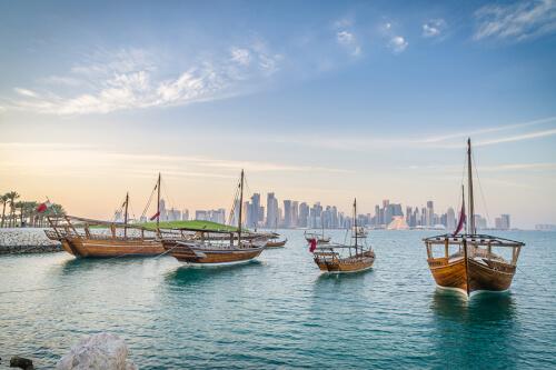 Doha Bild; Copyright bei Fotolia