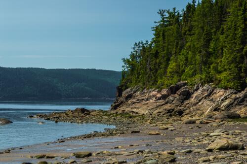 Saguenay Bild; Copyright bei Fotolia