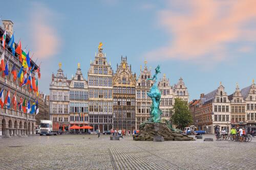 Antwerpen Bild; Copyright bei Fotolia