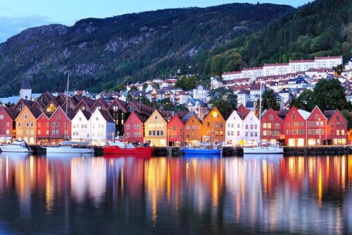 Bergen Bild; Copyright bei Fotolia