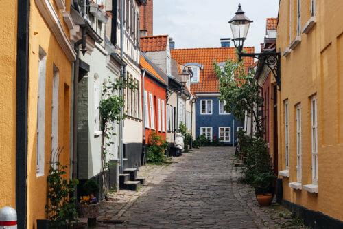 Aalborg Bild; Copyright bei Fotolia