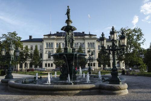 Sundsvall Bild; Copyright bei Fotolia