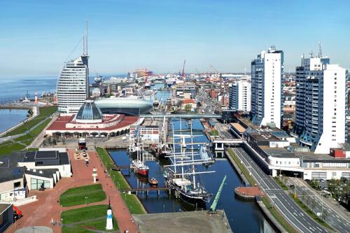 Bremerhaven Bild; Copyright bei Fotolia