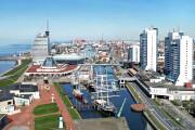AIDA in Bremerhaven