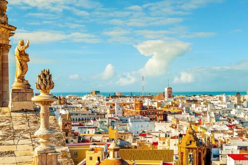 Cádiz Bild; Copyright bei Fotolia