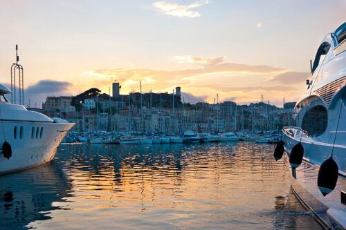 Cannes Bild; Copyright bei Fotolia