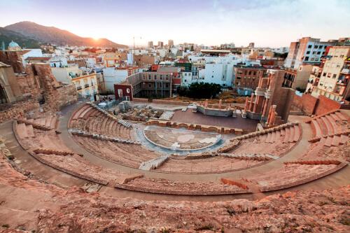 Cartagena / Spanien Bild; Copyright bei Fotolia