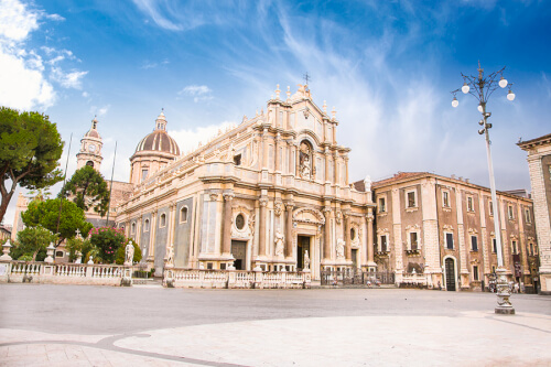 Catania Bild; Copyright bei Fotolia
