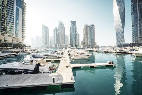 Dubai Bild; Copyright bei Fotolia