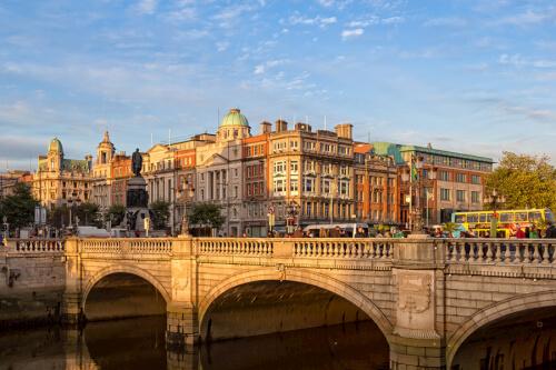 Dublin Bild; Copyright bei Fotolia