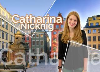 EURESAreisen Catharina