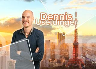 EURESAreisen Dennis