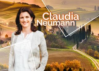 EURESAreisen Claudia