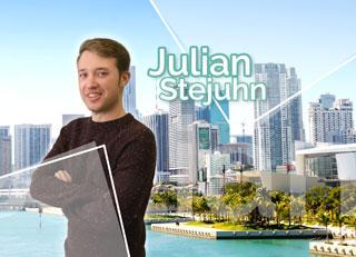 EURESAreisen Julian