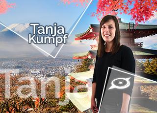 EURESAreisen Tanja