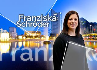 EURESAreisen Franziska