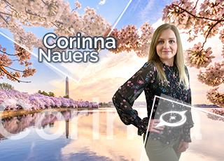 EURESAreisen Corinna