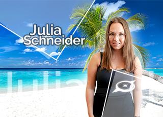 EURESAreisen Julia