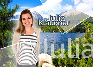 AIDA Experten Julia