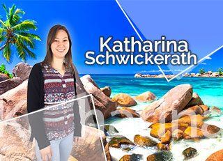 EURESAreisen Katharina