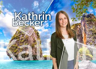Kreuzfahrtexperte Kathrin
