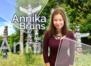 EURESAreisen Annika
