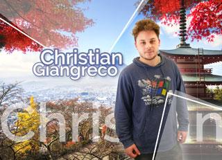 EURESAreisen Christian