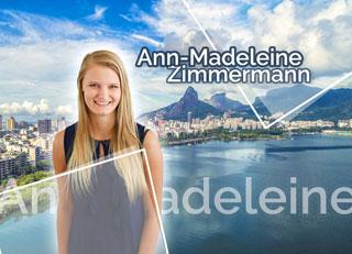 EURESAreisen Ann-Madeleine