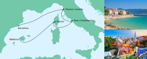 AIDA VARIO Kurzfristverkauf Perlen am Mittelmeer 5