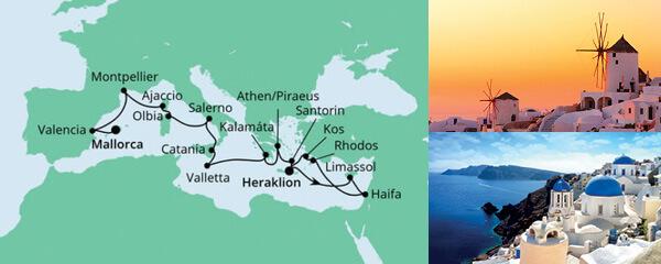 Von Kreta nach Mallorca 2