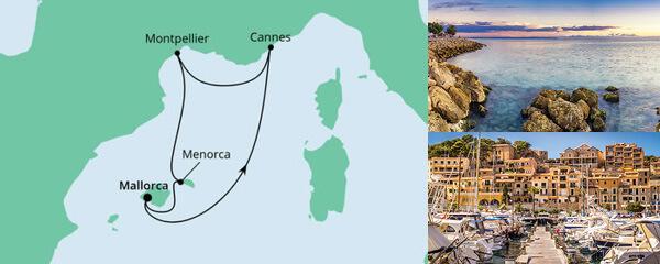 Balearen & Frankreich