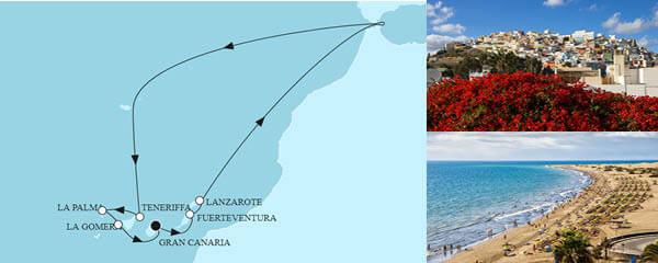 14 Tage Blaue Reise - Kanarische Inseln 3