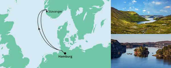 Kurzreise nach Stavanger