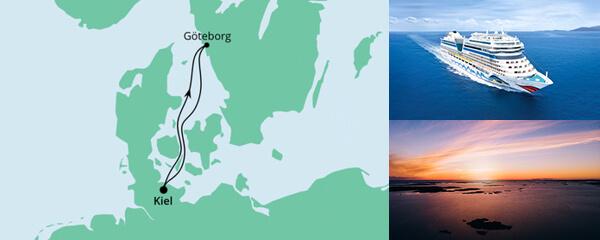 Routenverlauf Ahoi Tour 1 am 23.06.2021