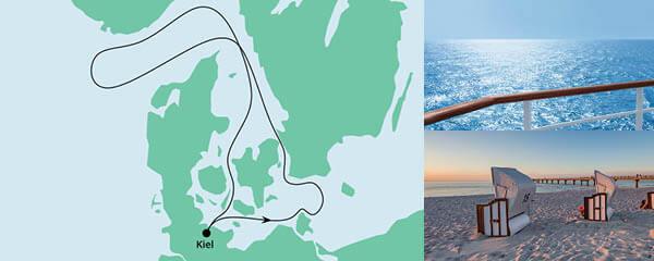 Routenverlauf Ahoi Tour 3 am 19.06.2021