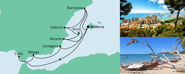 Große Spanien-Reise 1