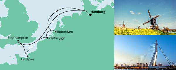 Metropolen ab Hamburg 2