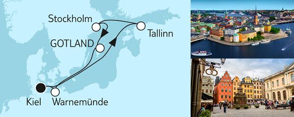 9 Tage Große Freiheit - Schwedische Küste 3
