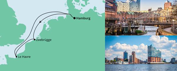 Kurzreise ab Hamburg