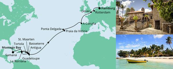 Von Jamaika nach Hamburg 2
