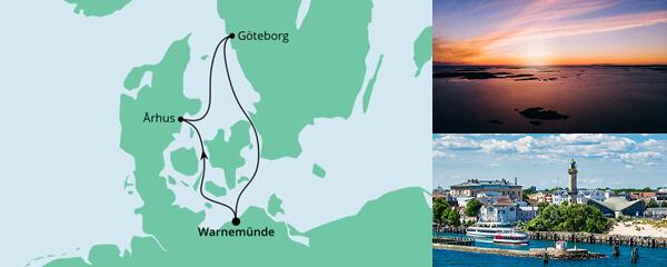 Kurzreise nach Dänemark und Schweden