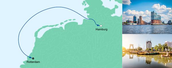 AIDA Pauschal Angebot Kurzreise ab Hamburg 2
