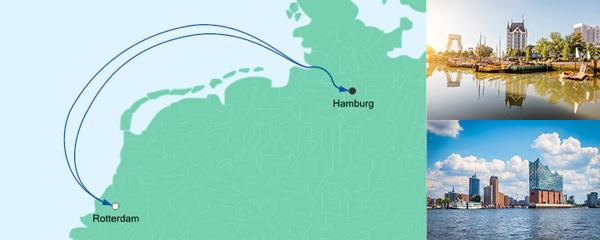 Kurzreise ab Rotterdam