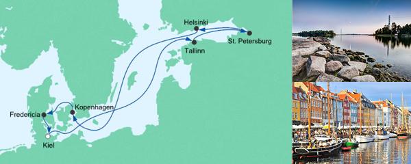 AIDA Seetours Angebot Schätze der Ostsee 4