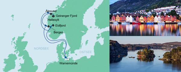 AIDA VARIO Kurzfristverkauf Norwegens Fjorde 4