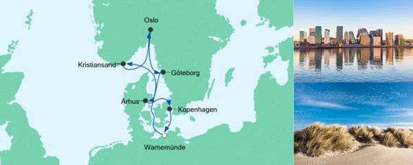 AIDA Seetours Angebot Skandinavische Städte 4