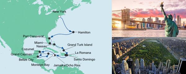 Von New York nach Jamaika 1