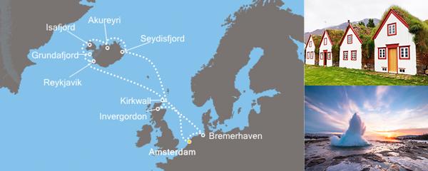 Routenverlauf Isländische Legenden am 22.06.2019